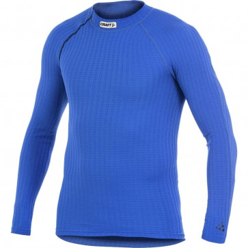 Craft Active Extreme Crewneck Longsleeve Thermoshirt Blauw Heren