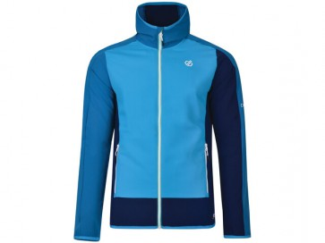 Dare 2b Appertain II Heren Softshell Jas - Atlantic Blauw