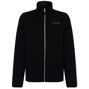 Dare 2b Assailant II Softshell Jas Heren Zwart