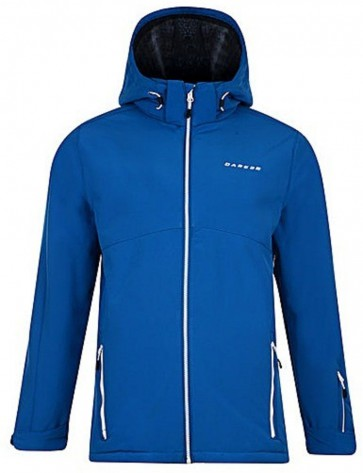 Dare 2b Integrity Softshell Winter Jas Heren - Blauw