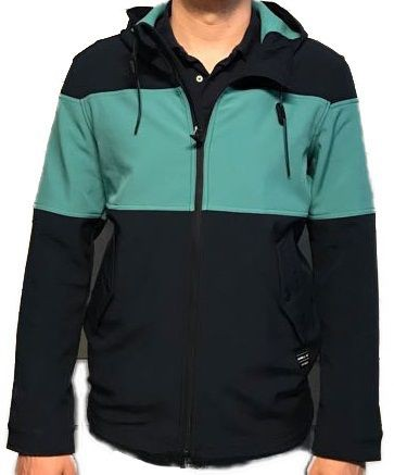 O'Neill Heren Softshell Jas - Ink Blue - M/L