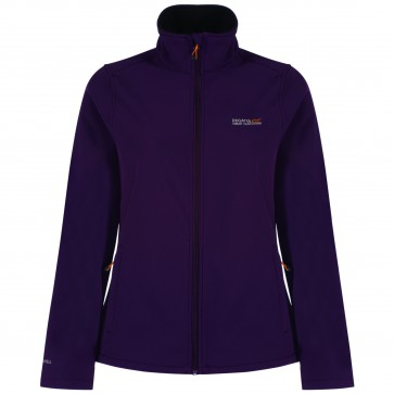 Regatta Connie III Softshell Jas Dames - Bordeaux rood