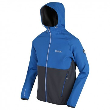 Regatta Arec II Softshell Jas Heren - Oxford Blue