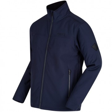 Regatta Castiel Softshell Winter Jas Heren - Navy