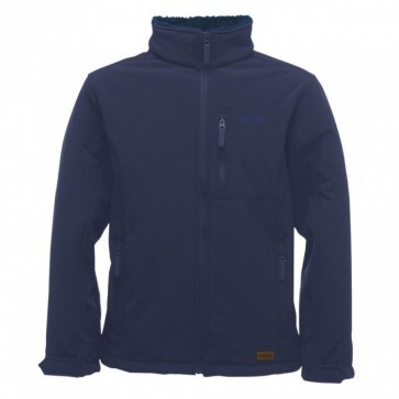 Regatta Cato II Softshell Winter Jas Heren - Donkerblauw