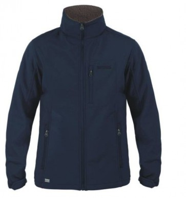 Regatta Cato III Softshell Winter Jas Heren - Navy