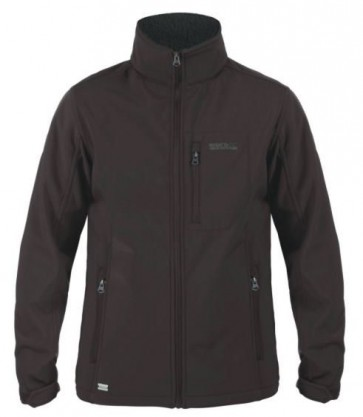 Regatta Cato III Softshell Winter Jas Heren - Bruin