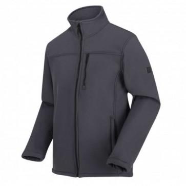 Regatta Conlan Softshell Winter Jas Heren - Seal Grey