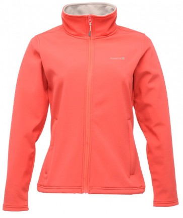Regatta Connie II Softshell Jas Dames - Roze