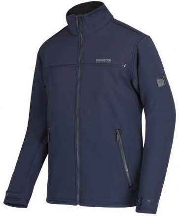 Regatta Cornell Softshell Winter Jas Heren - Navy