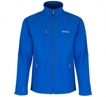 Regatta Nielson III Softshell Jas Heren - Oxford Blauw
