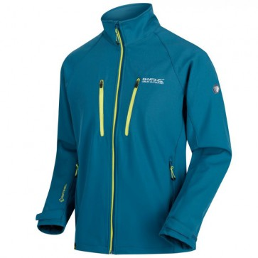 Regatta Nielson V Softshell Jas Heren - Sea Blue