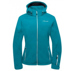 Dare 2b Compile Winter Softshell Jas Dames - French Blue