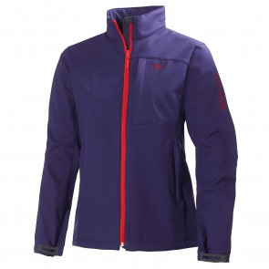 Helly Hansen Paramount Softshell Jas Dames - Paars
