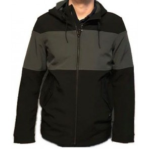 O'Neill Heren Softshell Jas - Black Out - M/L