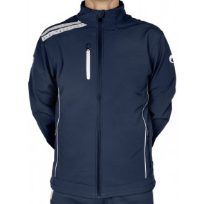 Quick Kashia Heren Softshell Jas - Navy