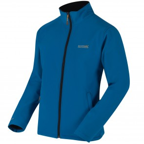 Regatta Cera III Softshell Jas Heren - Oxford Blue