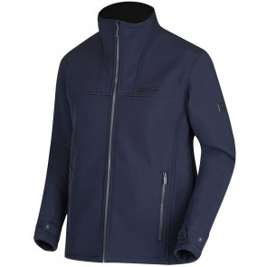 Regatta Conlan Softshell Winter Jas Heren - Navy