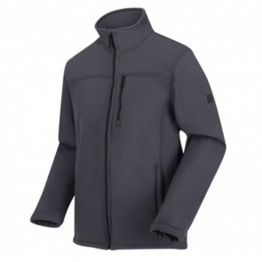 Regatta Conlan Softshell Winter Jas Heren - Seal Grey