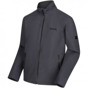 Regatta Cronan Softshell Jas Heren - Seal Grijs