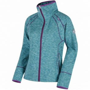 Regatta Harty Fleece Jack Dames - Deep Lake