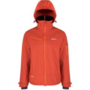 Regatta Hewitts II Heren Winter Softshell Jas - Oranje