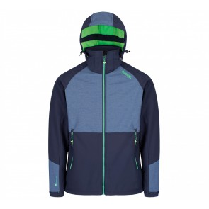 Regatta Hewitts IV Heren Winter Softshell Jas - Navy