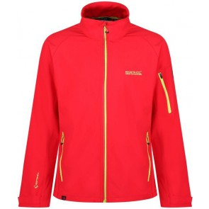 Regatta Nielson IV Softshell Jas Heren - Pepper