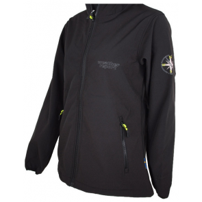 Weather Report Candy Softshell Jas Dames - Zwart