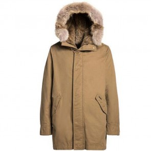 Woolrich Winter Cotton Eskimo Parka Heren