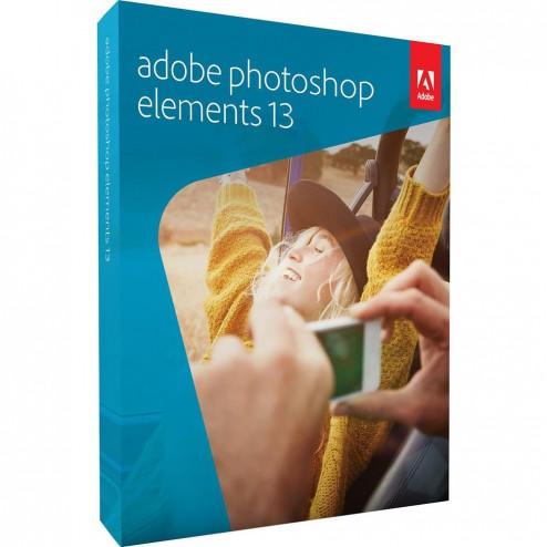 Adobe Photoshop Elements 13 UPGRADE - Engels / Windows / Mac / DVD