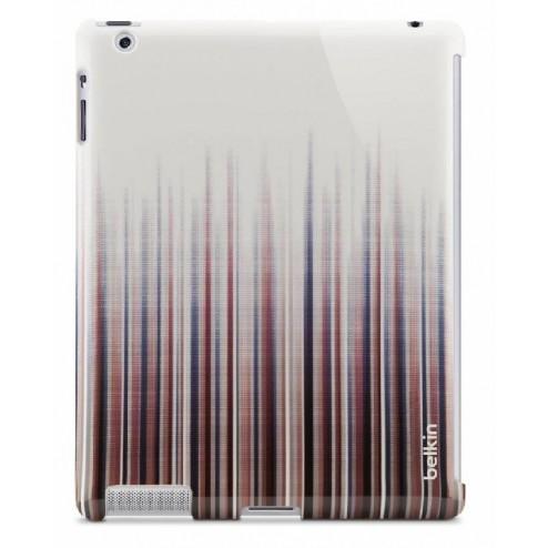 Belkin Snap Shield Remix voor de Apple iPad 3 - Wit