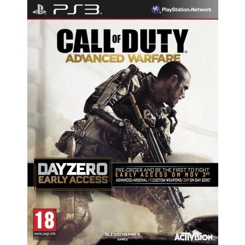 Call Of Duty: Advanced Warfare - Standard Edition | PS3 | 2e kans