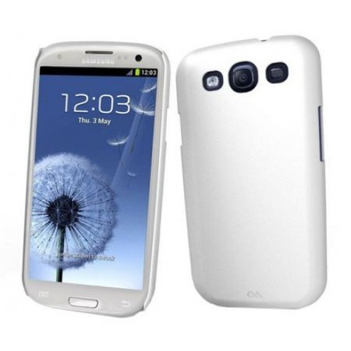 Case-Mate Samsung i9300 Galaxy S3 Barely There White