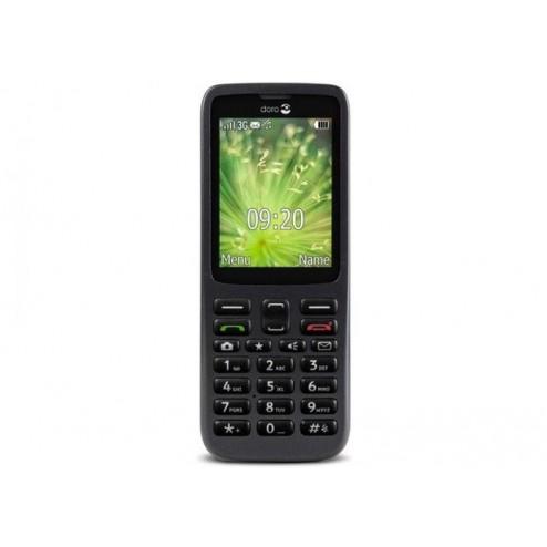 Doro 5516 GRAPH CRADLE Mobiele Telefoon - Zwart