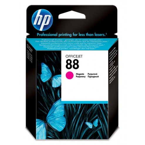 HP 88 - Inktcartridge / Magenta (C9387AE)