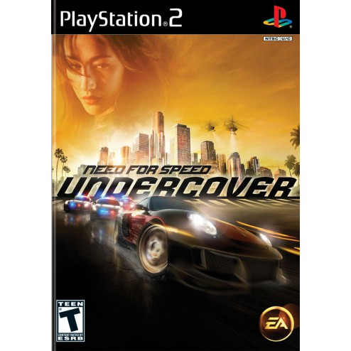 Need For Speed: Undercover | PS2