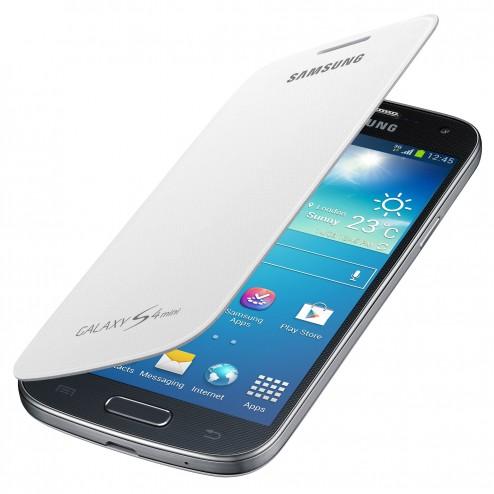 Samsung Flip Cover voor de Samsung Galaxy S4 Mini | Wit