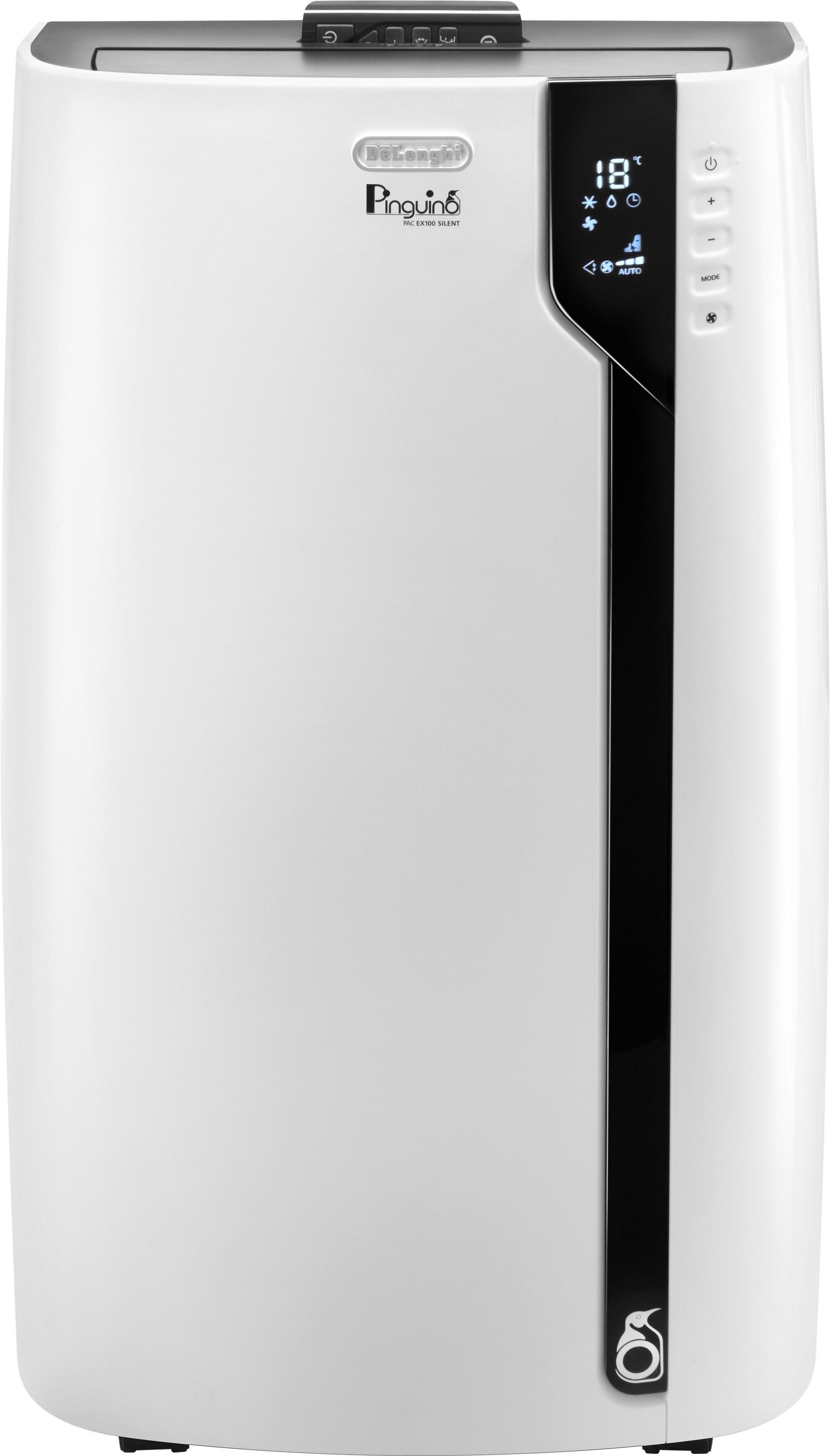 de 39 longhi pinguino pac ex100 silent mobiele airco. Black Bedroom Furniture Sets. Home Design Ideas