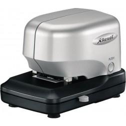 Rexel Stella 30 Elektrische Nietmachine zilver/zwart