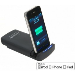 A-Solar AM406 Dockingstation voor de Apple iPhone en iPad