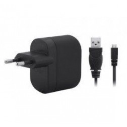 Belking micro usb lader 1000 mA AC CHRGR:5V:1A:MICRO-USB CBL 4':BLK
