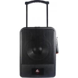 Alecto MPA-125 - Mobiele geluidsinstallatie - Draadloos muzieksysteem - 2e Kans