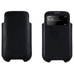 Anymode View Pouch voor de Samsung Galaxy S4 | Zwart