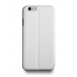 Azuri booklet case ultra thin voor Apple iPhone 6 Plus (5.5) - wit