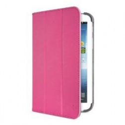 Belkin Galaxy Tab 3 7i Tri-Fold Bubblegum