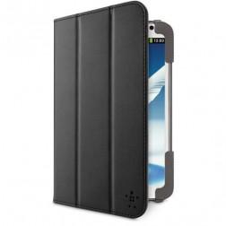 Belkin Tri-Fold - Cover voor Samsung Galaxy Tab3 7.0 inch - Zwart