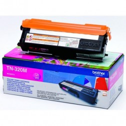 BROTHER TN-320 tonercartridge magenta standard capacity 1.500 pagina's 1-pack