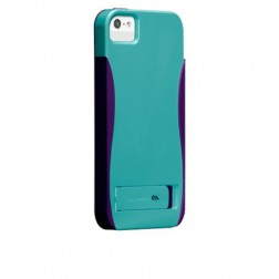 Case-Mate Pop case voor iPhone 5 - Blauw