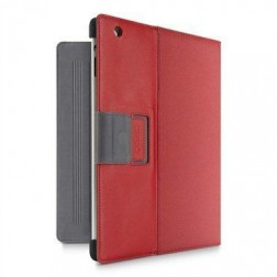 Belkin Cinema Leather Folio With Stand Beschermhoes voor tablet